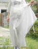 Vintage High Waisted Pants Dress Pants Skorts Skirt Piece White Black