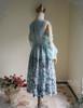 Side View w/o Skirt Piece (Pale Blue + Mint Blue Chiffon Ver.)