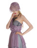 Model Show (Lilac Ver.) (silk dress set: S03016, necklace: A10003)