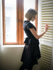 Model Show (Black Version) Bloomers & Skirt Piece SP00183