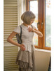 Model Show (White Version) Bloomers & Skirt Piece SP00183 bag P00633