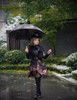 Machine Birdcage, Steampunk Military Style Long Sleeves Short Jacket & Armband*2colors Instant Shipping
