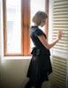 Model Show (Black Version) blouse TP00156