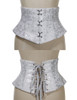 Corset View (Silver + Grey Version)