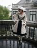 Model Show (Off-White Ver.) (beret: P00632, JSK: DR00209, tulle petticoat: UN00026, birdcage petticoat: UN00027)