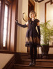 Model Show (Black Ver.) (dress: DR00220)