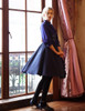Model Show (Dark Blue Ver.) (blouse: TP00167, petticoat: UN00026, UN00027)