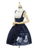Side View (Dark Blue Ver.) (petticoat: UN00019)