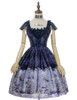 Front View (Purple + Dark Blue Ver.) (petticoat: UN00019, UN00026)