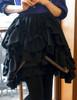 Model Show (Black Ver.) (birdcage petticoat: UN00027)