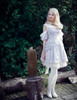 Model Show (White Version) Dress DR00229
