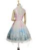 Back View w/o Capelet (Pink + Light Beige Ver.) (petticoat: UN00026, UN00027)