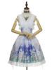 Front View w/o Capelet (Hyacinth Blue + White Ver.) (petticoat: UN00026, UN00027)