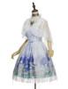 Front View (Hyacinth Blue + White Ver.) (petticoat: UN00026, UN00027)