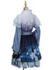 Back View when cuffs loosed (petticoat: UN00026)
