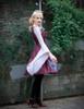 Model Show (Burgundy Ver.) (dress: DR00218, petticoat: UN00026) crown NOT for sale