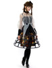 Model Show (Brown Ver.) (dress: DR00188, petticoat: UN00028)