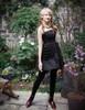 Model Show (dress & necklace: DR00229, wig: W00044, shoes: D00012)