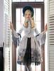 Model Show (Black + Silver Black Mixed Lace Ver.) (bonnet: P00577N, dress: DR00170N, petticoat: UN00026)