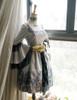 Front View under natural sunlight (Light Grey Ver.) (optional skirt: SP00194, petticoat: UN00026)