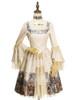 Front View (Champagne Ver.) (optional skirt: SP00194, petticoat: UN00026)
