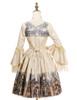 Back View (Champagne Ver.) (optional skirt: SP00194, petticoat: UN00026)
