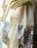 Detail View under natural sunlight (Champagne Ver.) (optional skirt: SP00194, petticoat: UN00026)