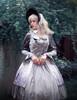 Model Show (Champagne Grey Ver.) (bonnet: P00577N, dress: DR00235, petticoat: UN00019)