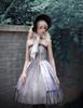 Model Show (Light Grey + Black Lace Ver.) (dress: DR00235, petticoat: UN00019)