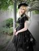 Model Show (Black Ver.) (hat: P00574, dress: DR00236)