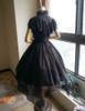 Co-ordinates Show (Black Ver.) (dress: DR00236, petticoat: UN00019)