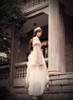 Model Show (Champagne + White Starlight Gauze Ver.) (dress: DR00241, blouse: TP00158)