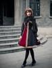 Model Show (Black Ver.) (blouse: TP00150, skirt: SP00179, leggings: P00182)