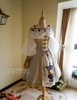 Front Full View (White Ver.) (birdcage petticoat: UN00019)