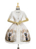 Front View (White + Gold Ver.) (petticoat: UN00026)