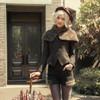 Model Show (hat: P00598,  jacket: CT00292, cape: CT00298, blouse: TP00170)