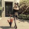 Model Show (hat: P00598,  jacket: CT00292, cape: CT00298, blouse: TP00170, shoes: D00012)