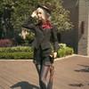 Model Show (hat: P00598,  jacket: CT00292, blouse: TP00170)
