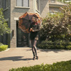 Model Show (hat: P00598,  jacket: CT00292, blouse: TP00170, shoes: D00012)