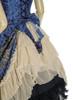 Detail View (Mercury Blue + Ivory Ver.) (petticoat: UN00026)