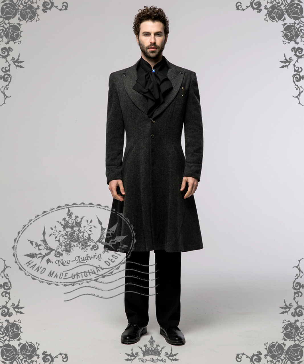 STOCK - Gothic Aristocratic Man 02 (Running) by LienSkullova on ...