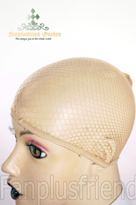 Fishnet Hair Cap for Wig Wearing*2colors Instant Shipping
