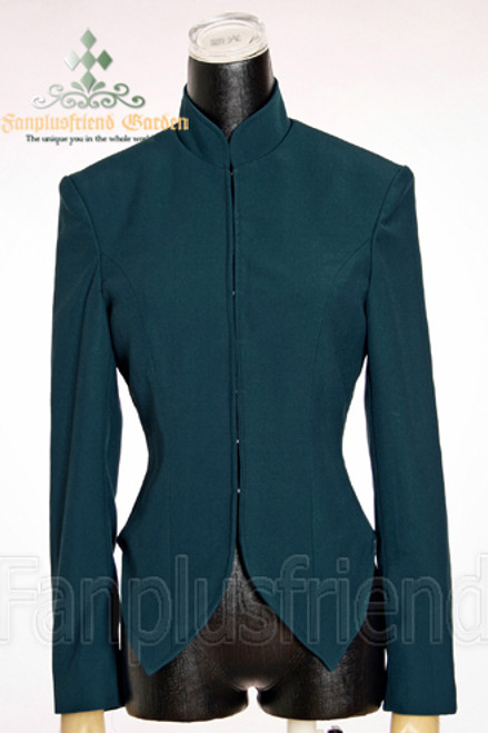 Last Chance: Elegant Gothic Mandarin Collar Busks Jacket*2 Colors Instant Shipping