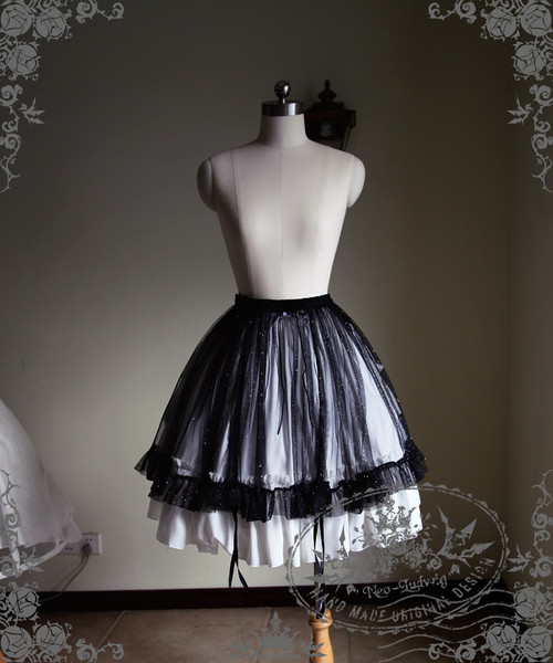 Front View (Starlight Gauze Ver.) (skirt underneath: V00002N)