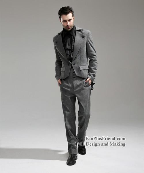 Model Show (jacket: CT00020N, shirt: TP00017M)