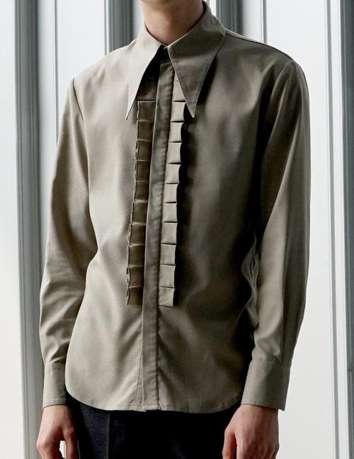 Steel Rose, Elegant Gothic Aristocrat Dandy Ouji Unisex Shirt*Man Ver 2colors Instant Shipping