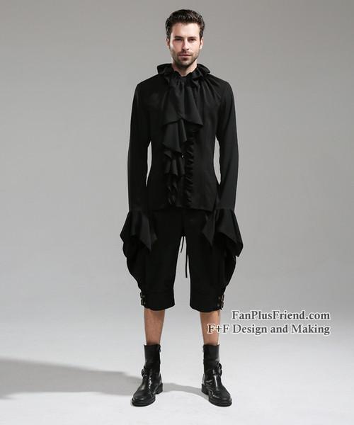 Model Show (Black Ver.) (shirt: TP00044M)