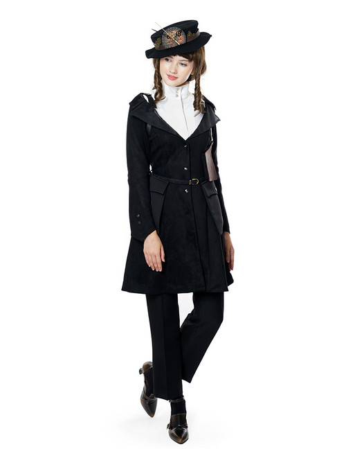 Model Show hat P00598 coat CT00273 (coming soon) blouse TP00148N