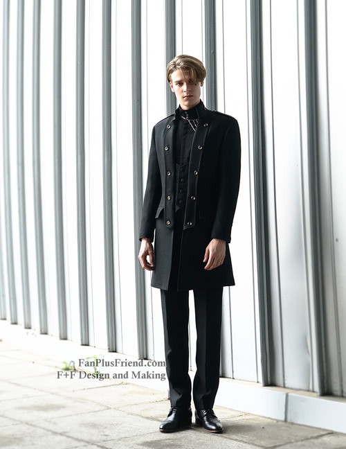 Model Show (Black Ver.) (shirt: TP00148, pants: SP00178)