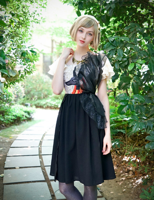NEW RELEASED OFFER: Vintage Retro Fashion Casual Midi Dress Anubis Womens Summer Prom Dress